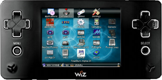 GMenu2X on the GP2X Wiz